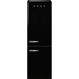 Smeg FAB32RBL5UK Retro Frost Free Fridge Freezer Right Hand Hinge – BLACK(display model)