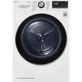 LG FDV909W Eco Hybrid Heat Pump Dryer 9kg Load White