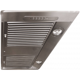 Falcon 83510 720mm Canopy Hood Stainless Steel FEXT720