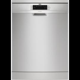 AEG FFE62620PM 60cm Freestanding Dishwasher Stainless Steel