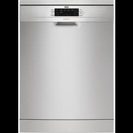 AEG FFE63700PM Freestanding Dishwasher Stainless Steel