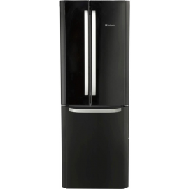 Hotpoint FFU3DK Fridge Freezer H 195.5 W 70 D 78