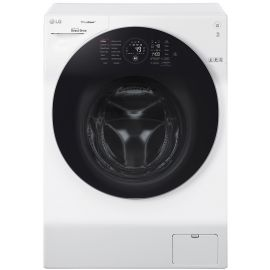 LG FH4G1BCS2 Washing Machine with True Steam™ and Turbowash™ Technology 12kg 1400 Spin