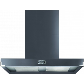Falcon 900 Contemporary Hood Slate And Nickel FHDCT900SL/N