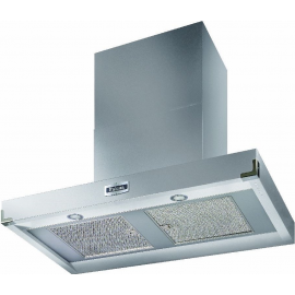 Falcon 900 Contemporary Hood Stainless Steel And Chrome FHDCT900SS/C