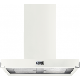 Falcon 900 Contemporary Hood White And Nickel FHDCT900WH/N
