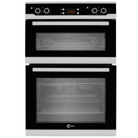 FLAVEL Double Fan Oven FLV92FX