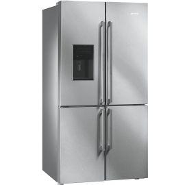 SMEG FQ75XPED 92cm Four Door Fridge-Freezer