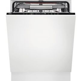 AEG FSS62807P Fully Integrated Dishwasher With Comfort Lift & AirDryTechnology