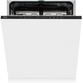 AEG FSS63607P Fully Integrated Dishwasher With AirDry Technology