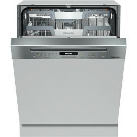 Miele G7100SCI-CLST Semi Integrated Dishwasher CleanSteel