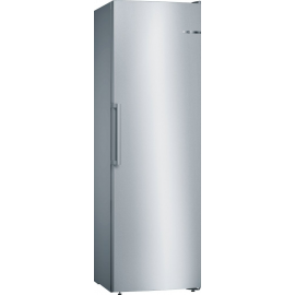 Bosch GSN36VLFP Series 4 Frost Free Freezer Inox Finish