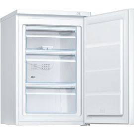 Bosch GTV15NWEAG Freestanding Upright Freezer - White