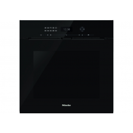 Miele ArtLine H6461BPX Obsidian Black Single Built In Electric Oven