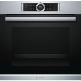 Bosch Series 8 HBG634BS1B Single Oven Stainless Steel