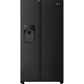 HISENSE PureFlat RS694N4TFF American-Style Fridge Freezer
