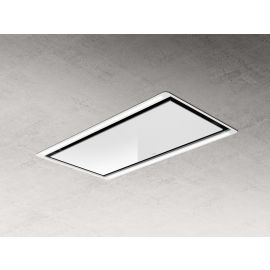Elica Hilight 30cm Deep White Ceiling Hood For Remote Motor HILIGHT-RM-WH