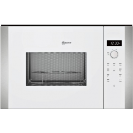 Neff HLAWD53W0B 38cm Built In Microwave White