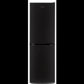 Hoover HMCL5172BIN Freestanding Fridge Freezer Low Frost - Black