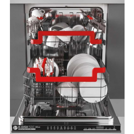 Hoover HRIN4D620PB80 Fully Integrated Dishwasher