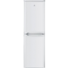 Indesit IBD5517W Fridge Freezer in White, 1.74m W55cm A+ Rated