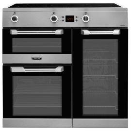 Leisue CS90D530X 90cm Cuisinemaster Induction Range Cooker