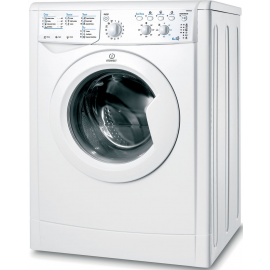 Indesit Ecotime IWDC6125 Washer Dryer in White
