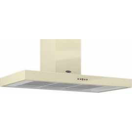 Britannia K7088A10A Ariso 100cm Cream Chimney Hood(DISPLAY MODEL)