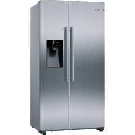 Bosch KAI93VIFPG Freestanding American Style Refrigeration - Stainless Steel