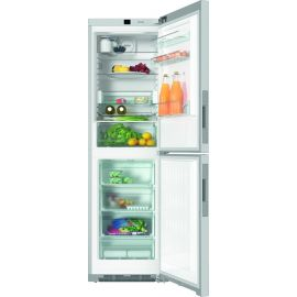 Miele Freestanding Frost Free Fridge Freezer With Dynamic Cool Cleansteel KFN29243D EDT