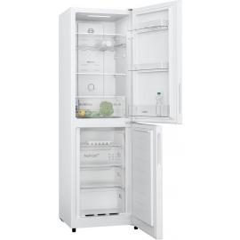 KGN27NWFAG Bosch  55cm Fridge Freezer - White - Frost Free