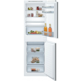 NEFF N 50, BUILT-IN FRIDGE-FREEZER WITH FREEZER AT BOTTOM, 177.2 X 54.1 CM KI5852SF0G