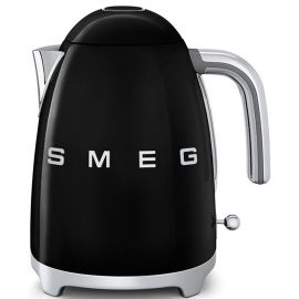Smeg 50's Retro Style Kettle KLF03BLUK Black Kettle