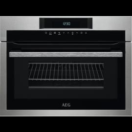 AEG COMBIQUICK COMPACT OVEN KME761000M - Unboxed