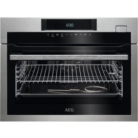 AEG STEAMBOOST COMPACT OVEN KSE782220M
