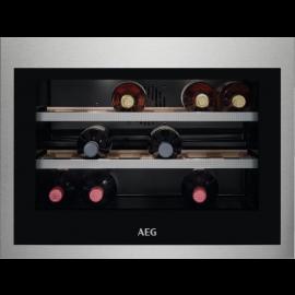 AEG KWE884520M Integrated Wine Cooler Stainless Steel
