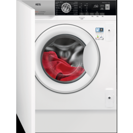 AEG L7FE7461BI 7000 Series Integrated Washing Machine 1400 Spin 7kg