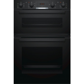 Bosch Series 4 MBS533BB0B Built In Double Oven Black