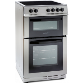 Montpellier MDC500FS 50cm Double Oven