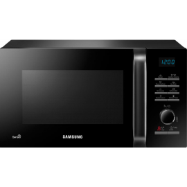 Samsung MS23H3125AK Solo Microwave 23 Litre With Sensor Black