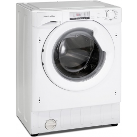 Montpellier MWBI8014 8kg 1400rpm Washing Machine