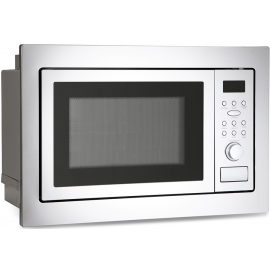 Montpellier MWBI90025 Built-In Microwave & Grill
