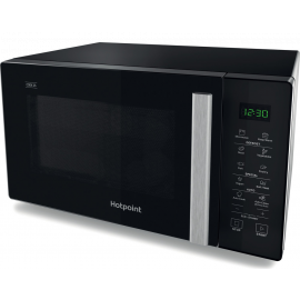 HOTPOINT FREESTANDING MICROWAVE OVEN BLACK MWH251B