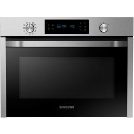 Samsung NQ50J3530BS Built In Compact Combination Microwave Oven - Stainless Steel
