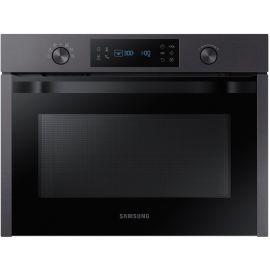 Samsung NQ50K3130BM/EU Built-In Solo Microwave, 50L With Self Steam Clean