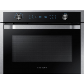 Samsung NQ50K5130BS 50 Litres Solo Built In Microwave With Steam Clean