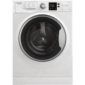 Hotpoint NSWE743UWS 7 kg 1400 Spin Washing Machine - White