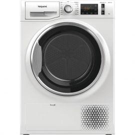 Hotpoint NTM118X3XB 8kg Load Heat Pump Tumble Dryer Class A++ White