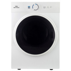 NEW WORLD 7KG WHITE VENTED TUMBLE DRYERNW7KGVTDW