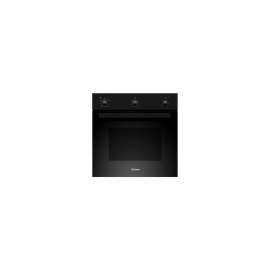 Candy OVG505/3N Built In Gas Single Oven with Variable Gas Grill - Black - A+ Rated
